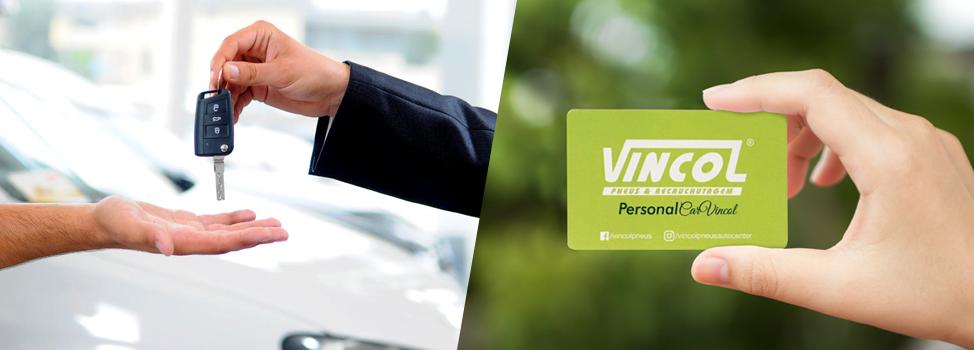 Personal Car - Vincol Pneus